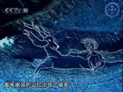 ...蒙顶山上惊现左麒麟右武士的神秘图案-四川蒙顶山现神秘图案当地人...
