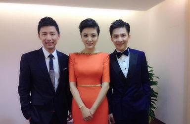 ,第17届上海国际电影节电影频道传媒大奖颁奖典礼举行.许久没有出...