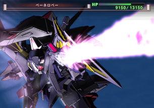 PS2 SD高达G世代 战魂 简介 新画面