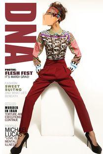 杂志封面 美女图片