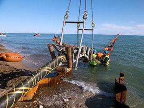 海底电缆或光缆