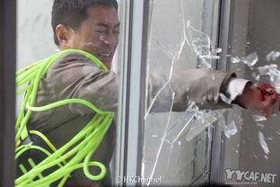 逃出生天3D 制作特辑曝光 古天乐刘青云火海 焗 出真英雄