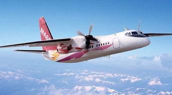 国产新舟60支线飞机国内外订单超过百架