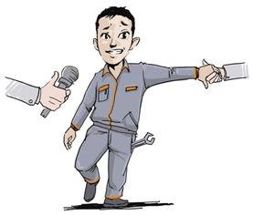 2015工口动漫网-新京报漫画/高俊夫-曝光服装厂童工,是否 正义