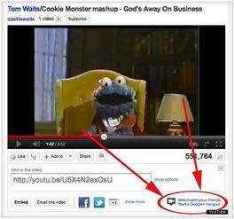 ut聊-Google日前在旗下视频网站YouTube中整合Google+ Hangout视频聊天...