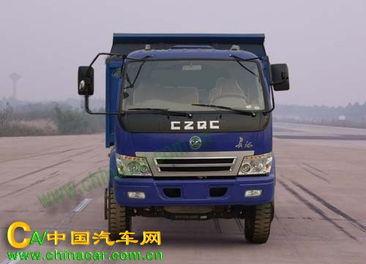 CZ3165SS371自卸汽车燃料消耗量达标公告参数