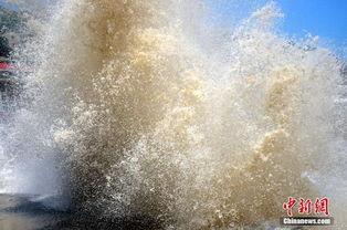 苏那罗的圣塔-2015年8月7日,受今年第13号台风