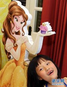 ...迪士尼公主心灵学院开办爱丽儿公主音乐剧场、仙蒂公主水晶鞋舞会...