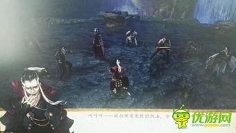 发现逍遥二侠死不死跟输赢没关系 ... 剩下三个人全军压上,在援军来之...