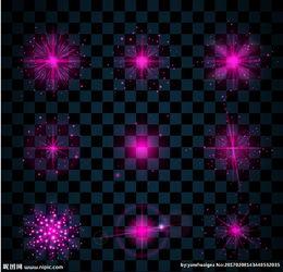 【其他】微紫色微信下载-光斑图片