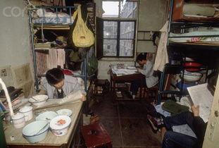北京大学男生宿舍-八十年代的北京大学校园生活