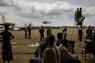 博雅乐山棋牌2.1.0803- 2014年2月1日,一架法国武装直升飞机抵达班吉国际机场.一些穆斯...