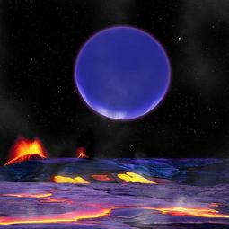 ...期的太阳系十分混乱,来自太阳系其他天体的撞击可能导致两个星...