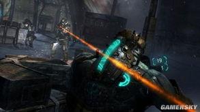 死亡空间3新修改武器系统 可添加武器附件