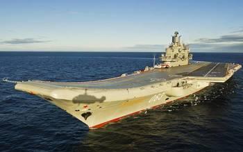 世界十大航母排行榜