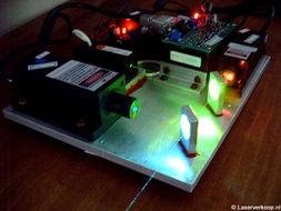 LED激光灯