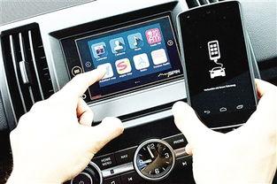 将智能手机内的App直接投射在车载娱乐系统的显示屏上,从而实现...
