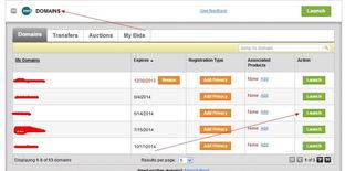 godaddy域名解析教程 2014年版本