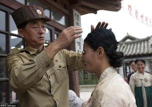 镜头记录朝鲜电影业的现状