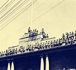 谁占领了南京总统府