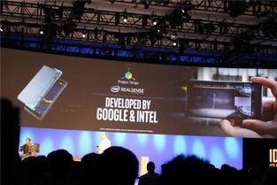 ...o项目和英特尔RealSense技术整合到安卓智能手机开发工具包中,...
