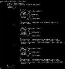 Mongo服务器集群配置学习二 副本集