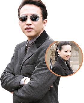 邓超新片出演小混混 四种 潮人 发型示人