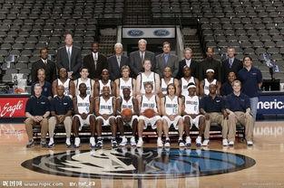 NBA球队全家福图片