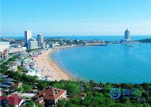 青岛第一海水浴场和威海国际海水浴场全国最优