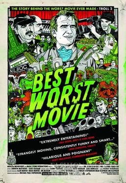 最佳烂片》  人人都爱Cult片儿   1989年,意大利导演克劳迪奥·弗拉加...