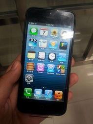 ...hone 5(腾讯科技配图)-电信版iPhone 5真机曝光 首批下放分公司...