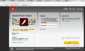 谷歌浏览器Chrome错误 提示Flash过期 三步
