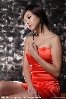 韩国模特图片