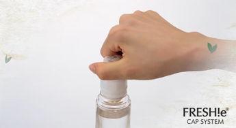 山泉冲抹茶随身瓶,天然茶香...这真的不是喷雾剂啦