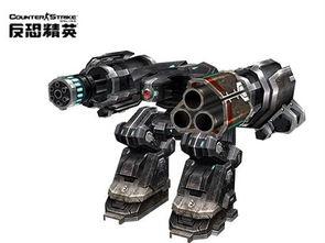 威力十足的铁甲威龙XT-300-从韩服新模式看国服暑期版本 CSOL将有...