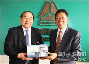 成都工业之旅 走进中国重汽成都王牌公司
