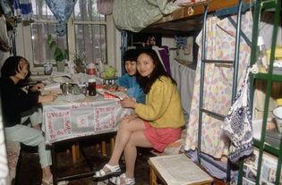 北京大学女生宿舍-八十年代的北京大学校园生活