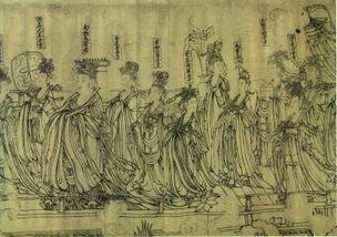 朝鲜画-原标题:《朝元仙仗图》的递藏   由于宋代画家武宗元所作的《朝元仙...