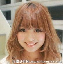 脸型与发型的搭配 适合不同脸型的女生发型图片