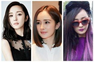 ... 洗剪吹 适合亚洲女生的发色