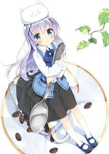 动漫图片 请问您今天要来点兔子吗 动漫图片打包下载 26P