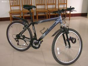 美利达勇士300自行车