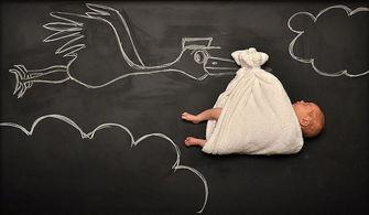 时尚父母的创意宝宝照 黑板上的奇幻之旅5336362 搜狐时尚频道图片...