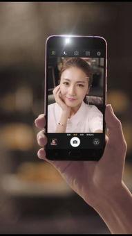 ...系列又添新丁 国内首部双摄 柔光自拍的安全手机
