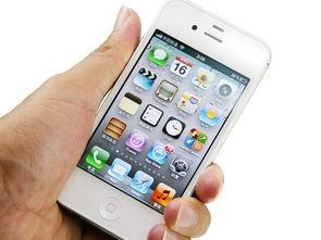 苹果iPhone4S 64G 白色 手机产品图片11