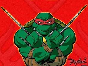 忍者神龟精彩漫画