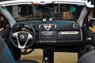前F1巨星助阵 Smart 2011版首次亮相实拍 -smart 2011款更多实拍介绍