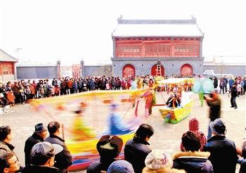 天津 民俗活动亮点纷呈 文博旅游人气颇高