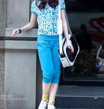 ...裤子:腰围-68CM 裤长-70CM 臀围-110CM 裤裆-26CM-860 2011 韩...