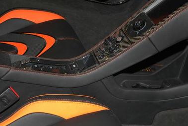 mansory改装迈凯轮MP4 12c